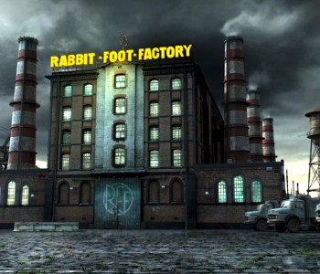 "California Lottery ""Rabbit Foot Factory"""